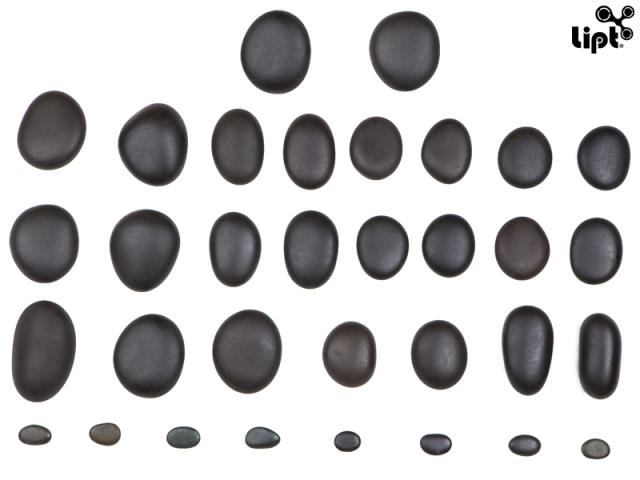 Lávové kamene Lipt 33-ks