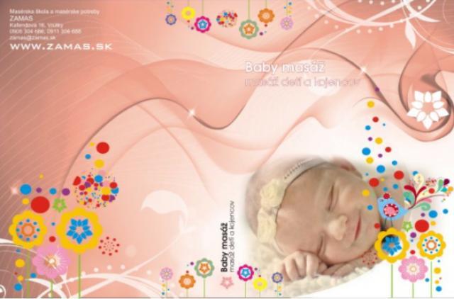 Baby masáž - masáž detí a kojencov, DVD