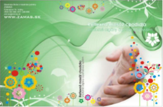 Reflexná masáž chodidla - pohybový systém a vnútorné orgány, DVD