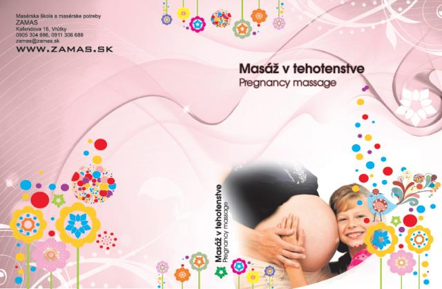 Masáž v tehotenstve - inštruktážne DVD