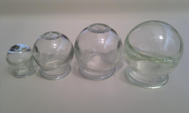 Hrubostenná sklenená banka 45 mm