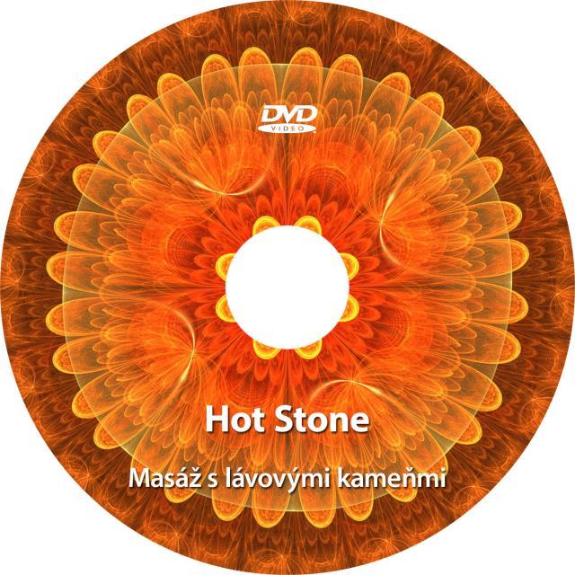 Hot stone - masáž lávovými kameňmi - DVD